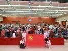 正能量!南宁学院520名党员观看红色电影《湘江1934·向死而生》!