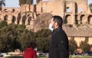 意大利累计新冠确诊病例数过三百万