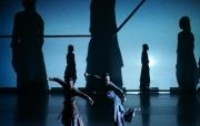 舞蹈《三岔口》亮相上海国际舞蹈中心
