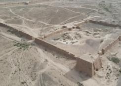 探访汉唐古城骆驼城遗址