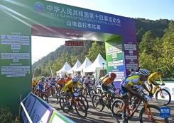 贵州车手米久江获得冠军