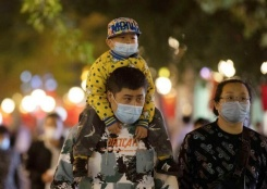 哈尔滨:长假防疫不松懈