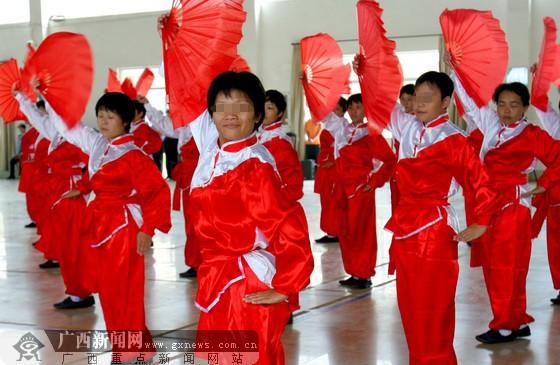 3万图书赠送广西女劳教学员