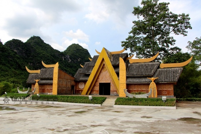 崇左桃花岛:左江山水画廊上的边城香格里拉