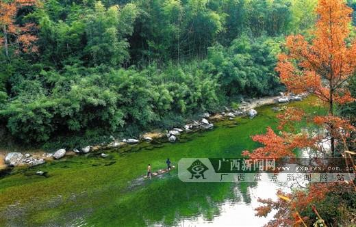建设推动景区景点改造升级,加大宣传力度,主动融入桂林-柳州大旅游圈