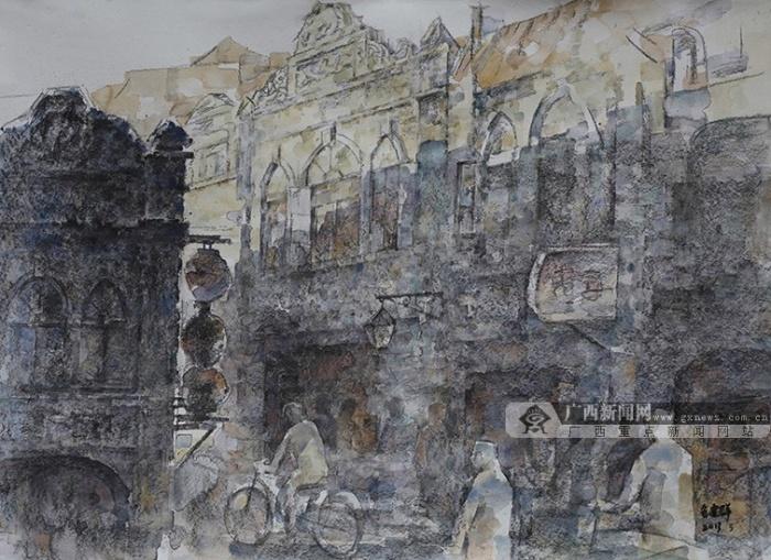 广西北海市人,1984年毕业于广西艺术学院