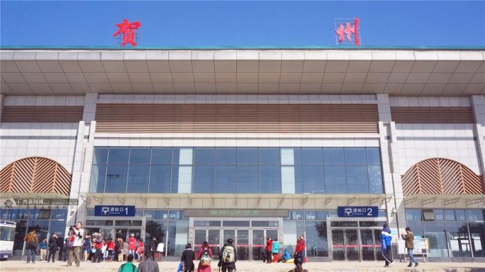 抢先体验贵广高铁贺州至广州段 时长不到两小时_广西图片