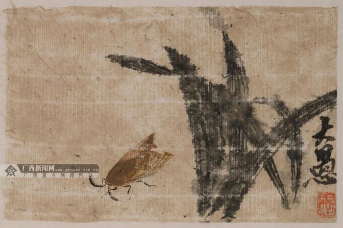 高清:广西叶琼章诗书画印展在温州展出