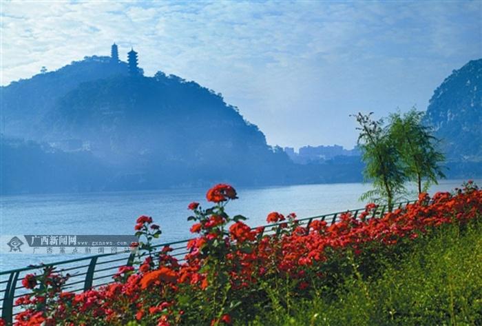 中国十大美丽城市,国家森林城市,国家卫生城……柳州追求绿色发展的脚