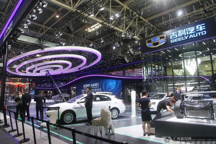 北京车展首日:新能源与智能互联欲颠覆车市格局
