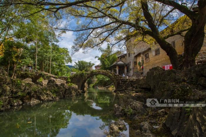 贺州昭平:顶着古镇光环 打造生态旅游长寿之乡
