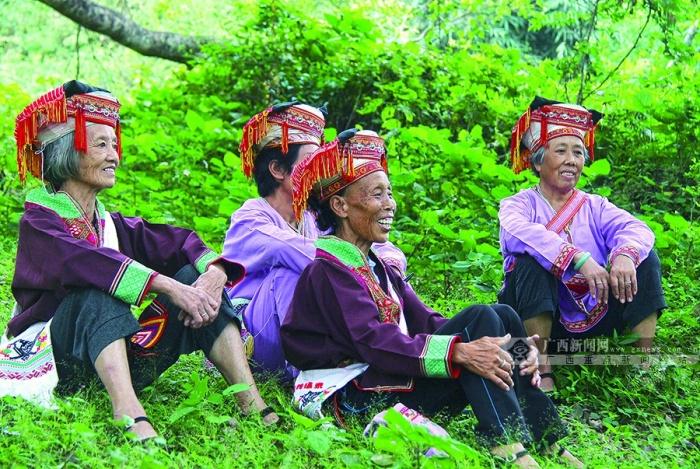 高清:中国第一长寿市——贺州传承弘扬长寿文化_广西图片