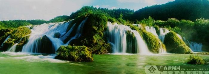 """红叶森林公园——北回归线上最美的""""枫""""景线."""