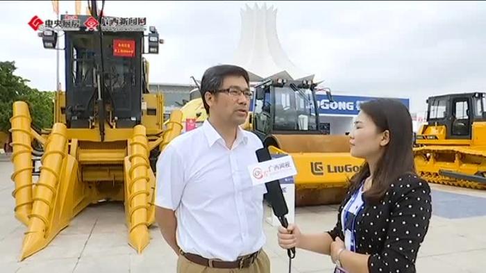 机械设备制造商:借助东博会推动品牌全面国际化