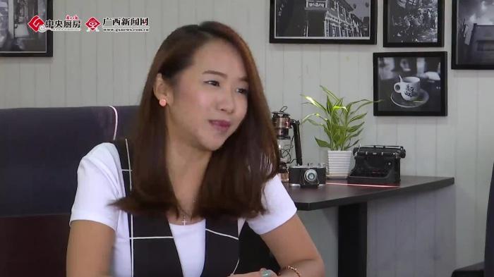 马来西亚华裔Eva:东博会让更多中国人爱上我的美食