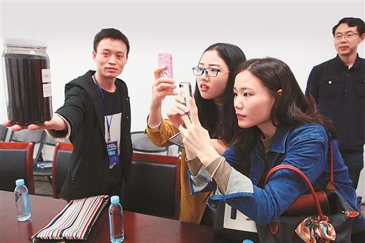 全国29家网媒探访广西高校双创教育纪实