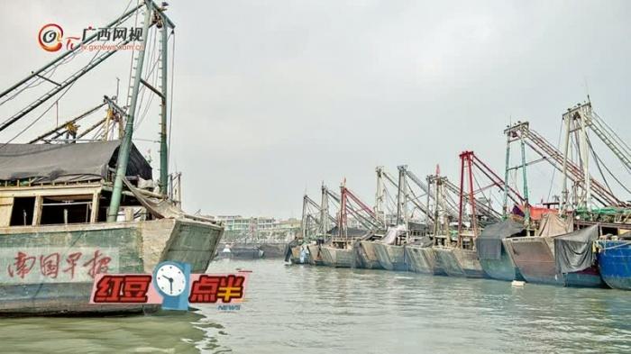 广西休渔时间由2个半月延长到3个半月