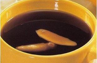 姜汤不适宜治疗风热性感冒