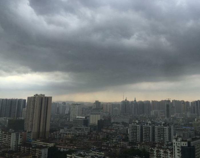 23日起广西迎来大范围降雨天气