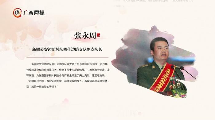 专访全国公安系统英雄模范――张永周