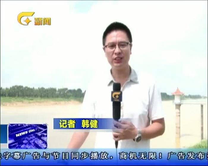 南宁:入汛最大洪水即将来临