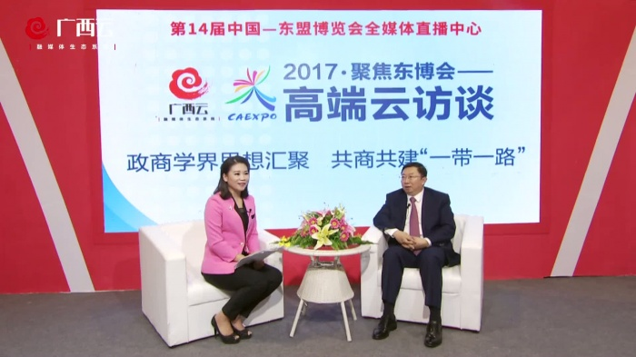 专访中国-东盟商务理事会执行理事长:许宁宁