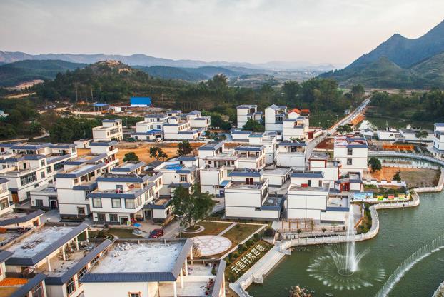 上林县列为首批国家生态文明建设示范县