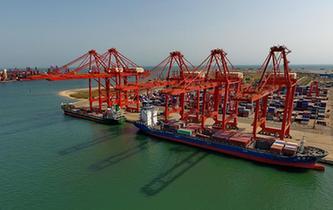 唐山港货物吞吐量超4亿吨