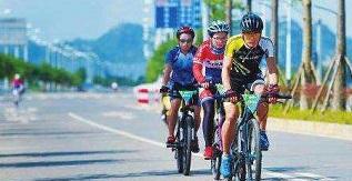 环广西自行车赛四大看点