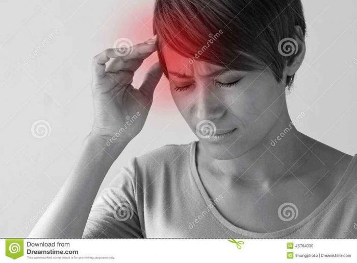 鼻子也会引发头痛