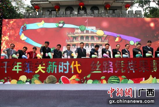 广西·凭祥中越边关旅游节暨第25届中越商交会开幕
