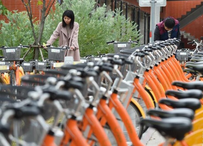 福建泉州:创新运营模式 提升公共自行车服务