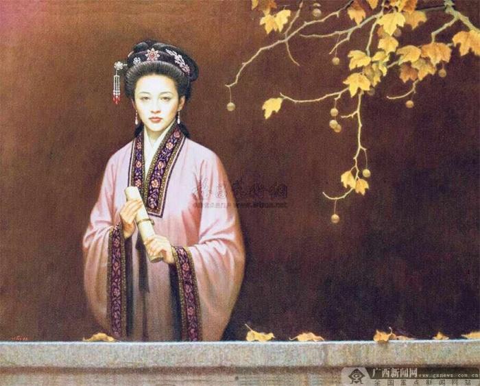 中国当代油画名家冼小前作品欣赏