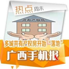 """【热点周末】多城共有产权房开始""""落地"""""""