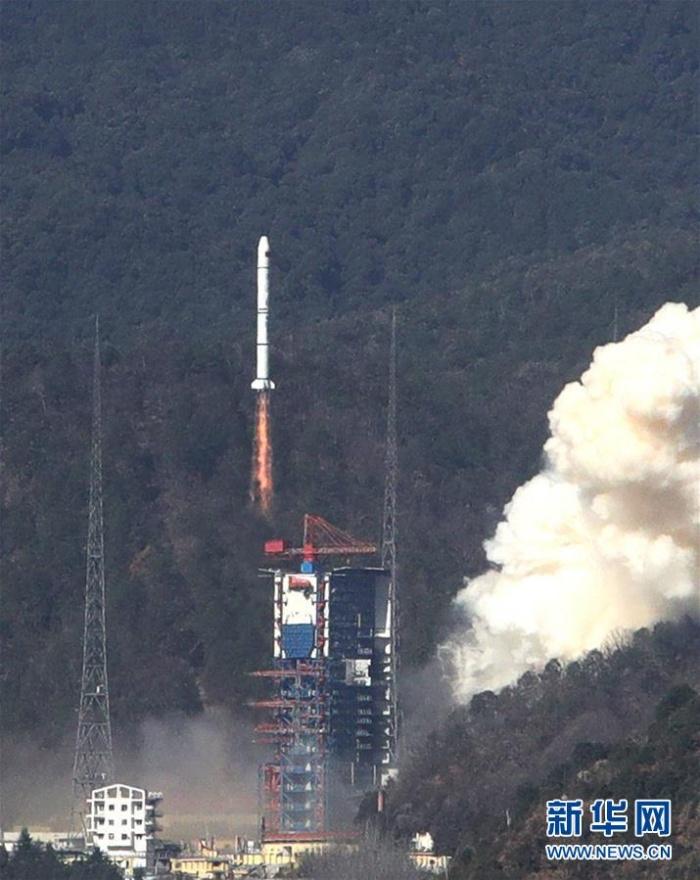 遥感三十号04组卫星发射