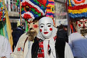保加利亚国际面具节