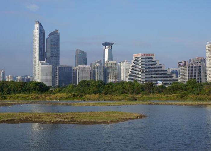 深圳生态文明