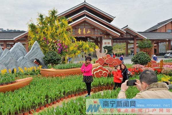 过年去哪里玩? 南宁市30个景区精彩活动重磅来袭