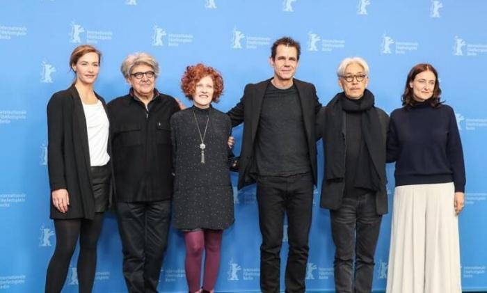 第68届柏林国际电影节评审团成员亮相