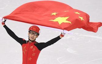 武大靖破世界纪录夺冠