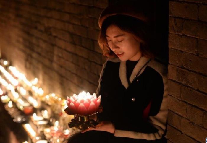 西安:万盏酥油灯