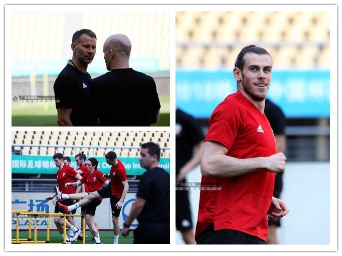 威尔士盼中国杯揭幕战取胜