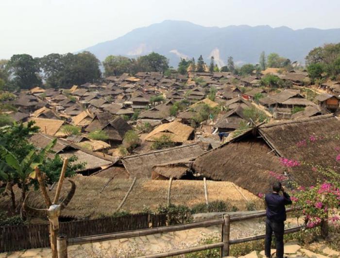 云南沧源:挖掘佤族特色