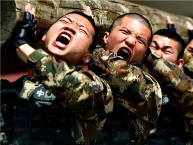 福建海警:铸尖兵 保平安