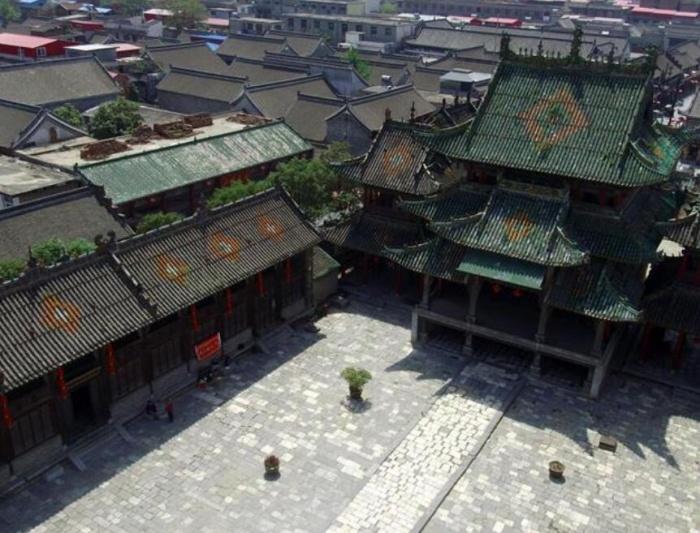 清代宫廷式建筑瑰宝