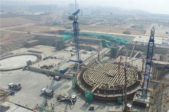 百万千瓦级核电蒸汽发生器首次由中国一重制造完成
