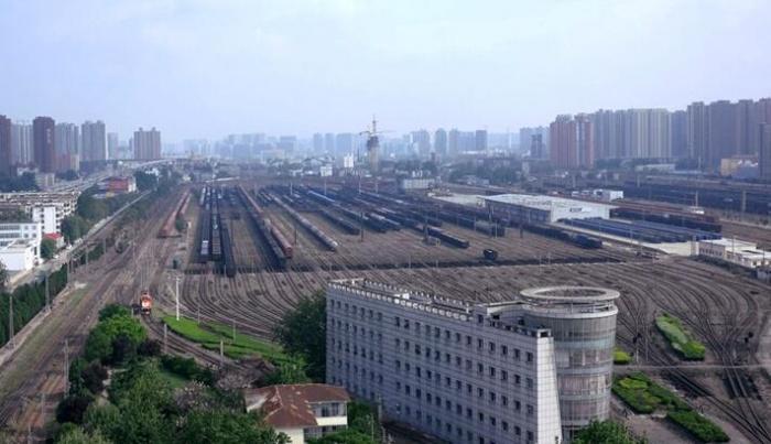 亚洲最大货车编组站
