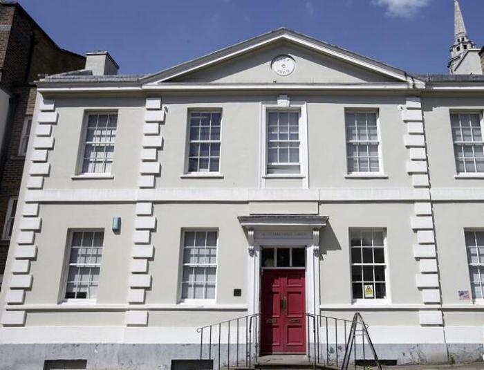 走访伦敦马克思纪念图书馆
