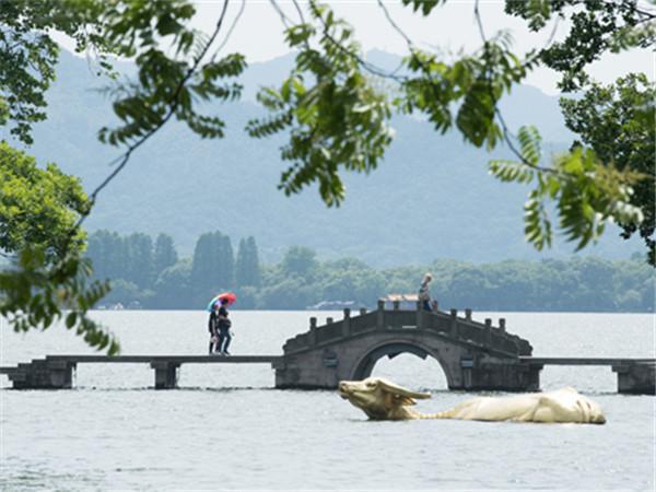 杭州持续高温天气