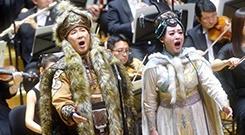 《希望》关峡作品专场音乐会在京举行